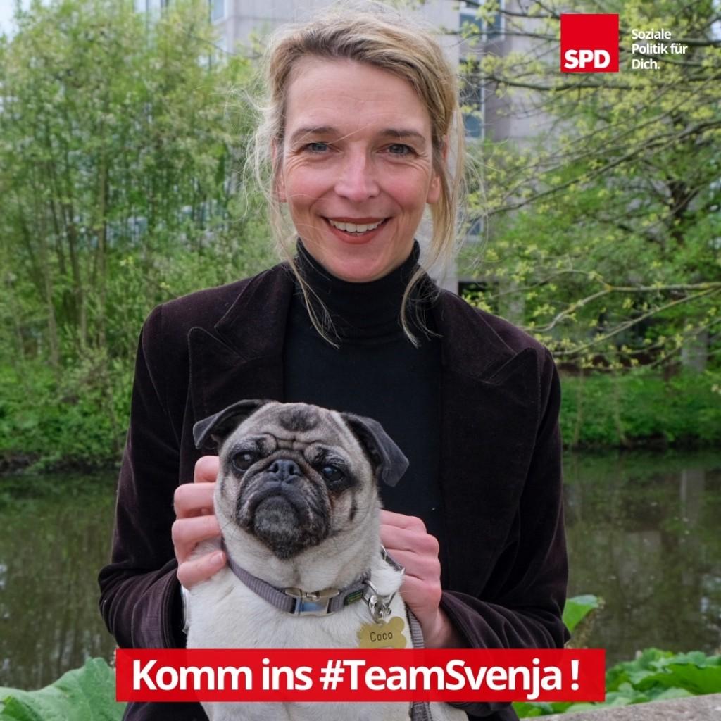 Team Svenja