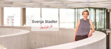 Svenja Stadler im Bundestag